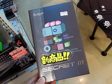 コンパクトな高品質パーツ採用ゲーミングマウス DuckyChannel「SECRET M」が発売中