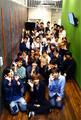 秋アニメ「刀剣乱舞-花丸-」、最終回アフレコ現場よりキャスト集合写真到着! 放送終了後も新企画が続々展開