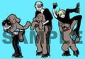 秋アニメ「ユーリ!!! on ICE」、トークショー&オールナイト上映会開催決定! 豊永利行、諏訪部順一、内山昂輝が登壇