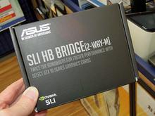 2-wayタイプのNVIDIA SLI HBブリッジ ASUS「SLI HB BRIDGE(2-WAY-M)」が発売中