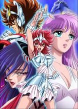 「聖闘士星矢 セインティア翔」アニメ化決定! 製作は、TVシリーズを手がけた東映アニメーション