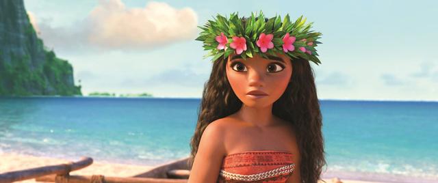 アニメ映画「モアナと伝説の海」、最新PVを解禁! モアナ役アウリィ・カルバーリョが歌う主題歌をチェックしよう