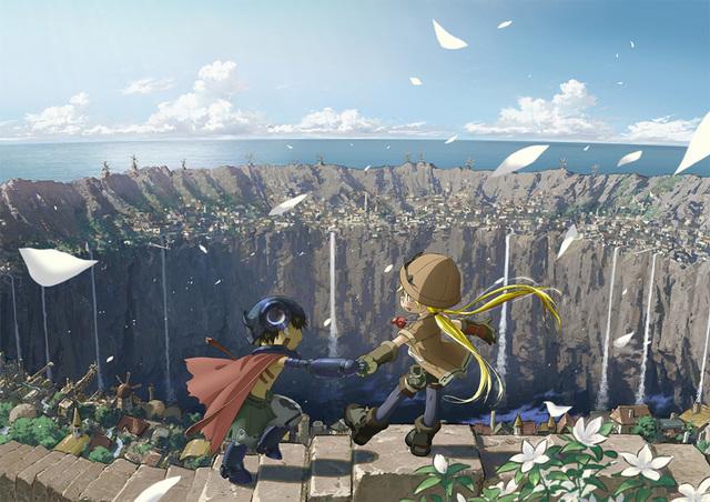 「メイドインアビス」、TVアニメ化! 監督は「ブラック・ブレット」小島正幸、アニメ制作は「灼熱の卓球娘」キネマシトラス