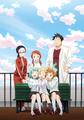 冬アニメ「亜人ちゃんは語りたい」、OP/EDのアニメジャケット絵柄を公開! 正月特番はYouTube Liveでテレビ同時配信