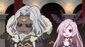 アニメ「チェインクロニクル ~ヘクセイタスの閃~」、第3章ポスタービジュアルを公開! ミニアニメ「ちぇいん黒にくる!!」も配信