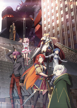 TVアニメ「Re:CREATORS」、最新PV&新キービジュアルを公開! スタッフ情報も発表に