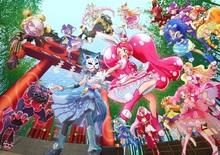 アニメ映画「映画プリキュアドリームスターズ!」、3月18日公開! 木村佳乃、山里亮太、ライスらゲスト声優コメントも到着