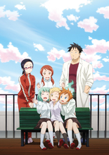 冬アニメ「亜人ちゃんは語りたい」、BD/DVD第1巻にはキャラソンCDや原作設定資料集が付属!