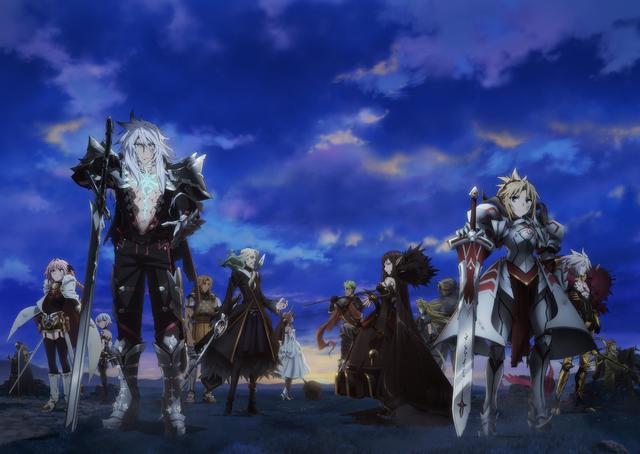 「Fate/Apocrypha」、2017年TVアニメ化決定! 迫力のPV&ティザービジュアルも公開