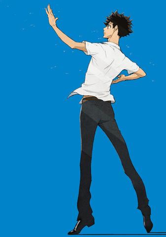 """マンガ「ボールルームへようこそ」、2017年夏TVアニメ化! 社交ダンスに打ち込む若者たちの姿を描く""""青春""""ダンスアニメ"""