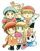 TVアニメ「魔法陣グルグル」、キャスト発表! ニケを石上静香、ククリを小原好美が演じる
