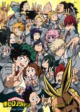 春アニメ「僕のヒーローアカデミア」第2期、3月25日より放送開始! 初回は第1期を振り返る特別番組を放送