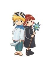 TVアニメ「魔法陣グルグル」、ティザービジュアルを公開! AJ2017ステージにはジュジュ役のキャストも登場