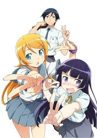 アニメ「俺の妹がこんなに可愛いわけがない。」、Blu-ray BOX&コンピレーションCD発売決定!