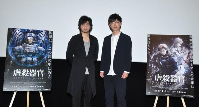 アニメ映画「虐殺器官」、2日目舞台挨拶のレポートが到着! 2月16日にはイベント「伊藤計劃の世界」も開催