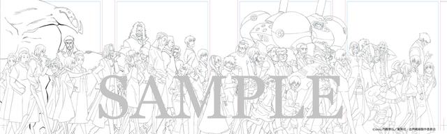 TVアニメ「血界戦線」、BD-BOXが6月発売! 川元利浩描き下ろしデジパックのラフを公開