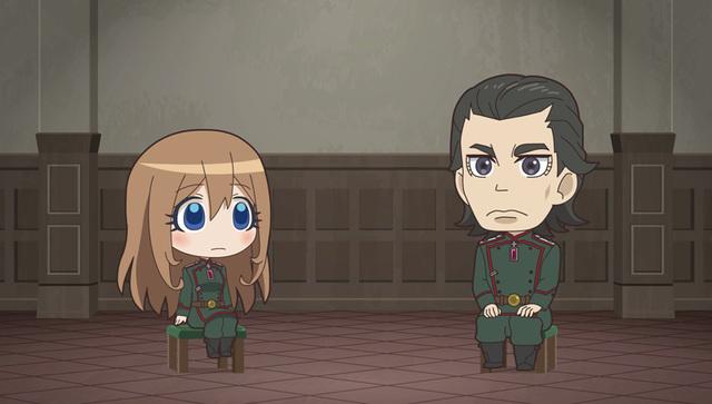 TVアニメ「幼女戦記」、ミニアニメ「ようじょしぇんき」#06を公開!