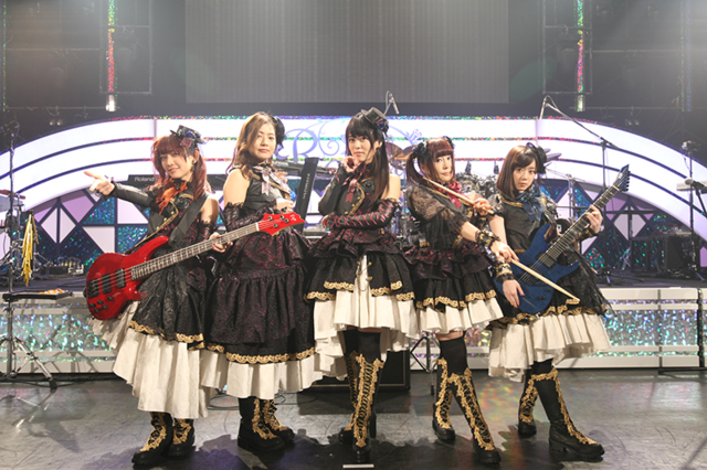 アニメ放送中の「BanG Dream!」、3rdLIVEにサプライズ出演のRoseliaの終演後コメント到着!