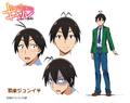 TVアニメ「はじめてのギャル」、7月放送スタート! ティザービジュアル&スタッフ情報解禁