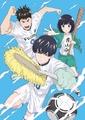 TVアニメ「潔癖男子!青山くん」、スタッフ情報が解禁! 2月28日発売の「ミラクルジャンプMAR.」にて