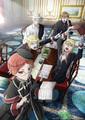 春アニメ「王室教師ハイネ」、放送情報&追加キャスト解禁! 森川智之が王子たちの父親を演じる