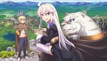 春アニメ「ゼロから始める魔法の書」、4月10日放送スタート! Webラジオの配信も発表に