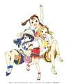 マンガ「三ツ星カラーズ」、TVアニメ化決定! キャストは高田憂希、高野麻里佳、日岡なつみ、アニメ制作はSILVER LINK.