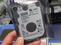 HGSTのロゴ入り2.5インチHDD「HTS545050B7E660」が発売中