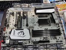 バックプレート搭載のハイエンドゲーミングマザー MSI「Z270 MPOWER GAMING TITANIUM」が発売中