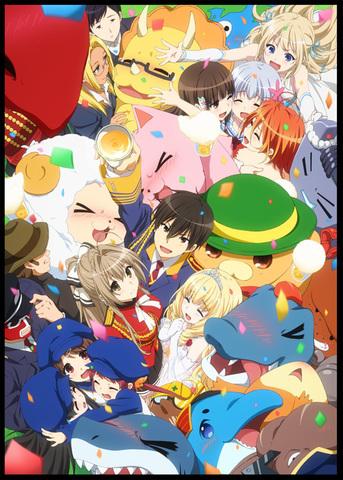 「甘城ブリリアントパーク」、BD-BOX発売を記念し特別編を放送! 加隈亜衣、藤井ゆきよによる新規オーディオコメンタリーも