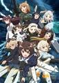 TVアニメ「ブレイブウィッチーズ」が航空自衛隊熊谷基地さくら祭に参加! キャスト参加のステージイベントなど
