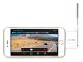 コンパクトなiPhone用地デジチューナー ピクセラ「PIX-DT350N」が発売中