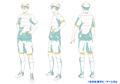 TVアニメ「潔癖男子!青山くん」、キャラクター線画設定を公開! AJ2017で公開されたPVもあわせてチェックしよう