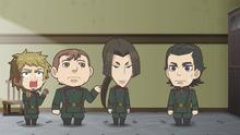 TVアニメ「幼女戦記」より、ミニアニメ「ようじょしぇんき」#11を公開! 第12話(最終回)放送日時も公開に