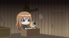 TVアニメ「幼女戦記」、ミニアニメ「ようじょしぇんき」#12を公開!