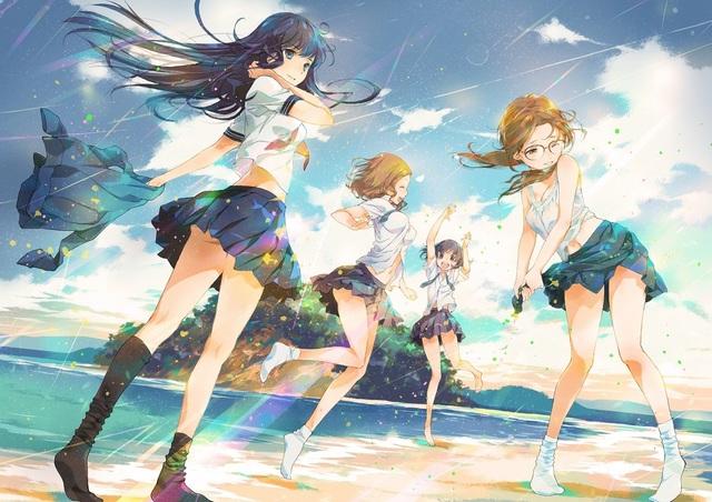 新規プロジェクト「やくそく~sunnyrain memories~」発表!今夏、アニメーション監督・中村亮介によるノベルを発売