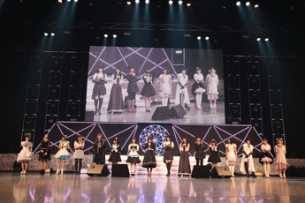 「魔法少女育成計画」キャラクターソングLIVE「Musica Magica」レポート 魔法少女16人が1日限りの共演