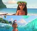 アニメ映画「モアナと伝説の海」、観客動員数360万人&興行収入44億円を突破! 開催中の4D上映・アート展も大反響