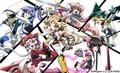 TVアニメ「戦姫絶唱シンフォギアAXZ」、キャラソンCD全6枚をリリース! 7月5日より順次発売