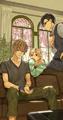 春アニメ「Room Mate」、第2話のあらすじ&先行場面カットが公開!