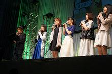 【AnimeJapan2017】純金フィギュアや主題歌を歌うTrySailも登場! 「エロマンガ先生」放送直前スペシャルステージレポート