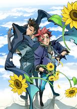 アニメ映画「PEACE MAKER 鐵」、梶裕貴&櫻井孝宏によるコメントを公開! 追加キャスト情報も公開に