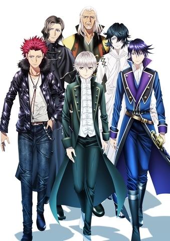アニメ映画「K SEVEN STORIES」、7つの物語を2018年夏より順次公開! 「MISSING KINGS」の舞台化も発表に