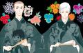 「昭和元禄落語心中 -助六再び篇-」BD&DVD BOX、パッケージイラストを公開! ボイスドラマなど特典CD詳細も発表に