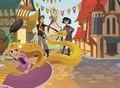 アニメ「ラプンツェル あたらしい冒険」、恋人ユージーンからのプロポーズの瞬間を初公開!