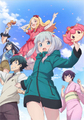 TVアニメ「エロマンガ先生」、謎のニコ生特番ページが公開! 紗霧役・藤田茜さんからの手書き画像も