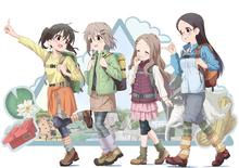 アニメ「ヤマノススメ」、公式ファンミーティングのチケット予約が4月26日スタート!