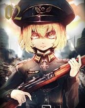 TVアニメ「幼女戦記」、5月24日発売のBD&DVD第2巻のジャケットを公開!