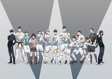 TVアニメ「潔癖男子!青山くん」、キービジュアル解禁&公式HPもリニューアルオープン!