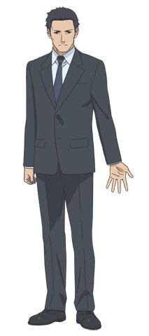 春アニメ「サクラダリセット」、新キャラ「佐々野宏幸」「加賀谷」を公開!